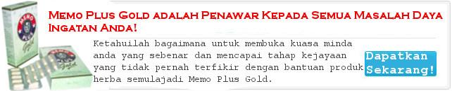 Memo Plus Gold