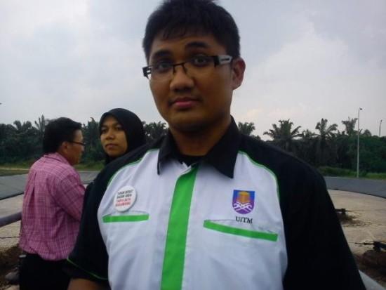 Khairul Aiman Bin Hashim