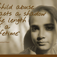 What are the effects of child abuse?