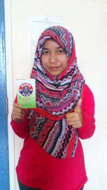 Hanya Dari 5A SPM, Kini Pelajar Cemerlang Dengan Anugerah Dekan 3 Semester Berturut-turut