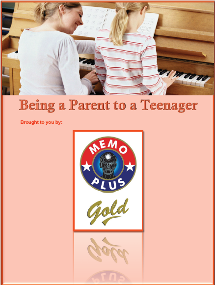 Being a Parent to a Teenager