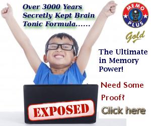 Natural Memory Booster