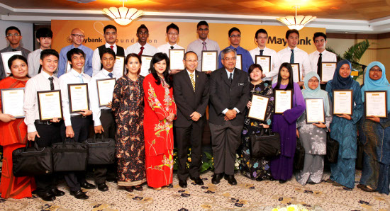 Maybank Scholarship Award